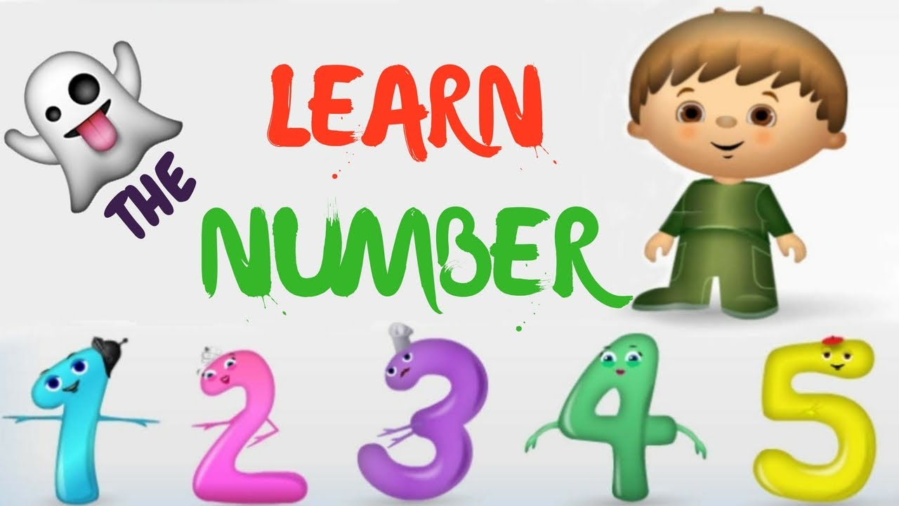 Learn To Count from 1 10 with PLAY DOH Numbers|Learn color,Numbers ...