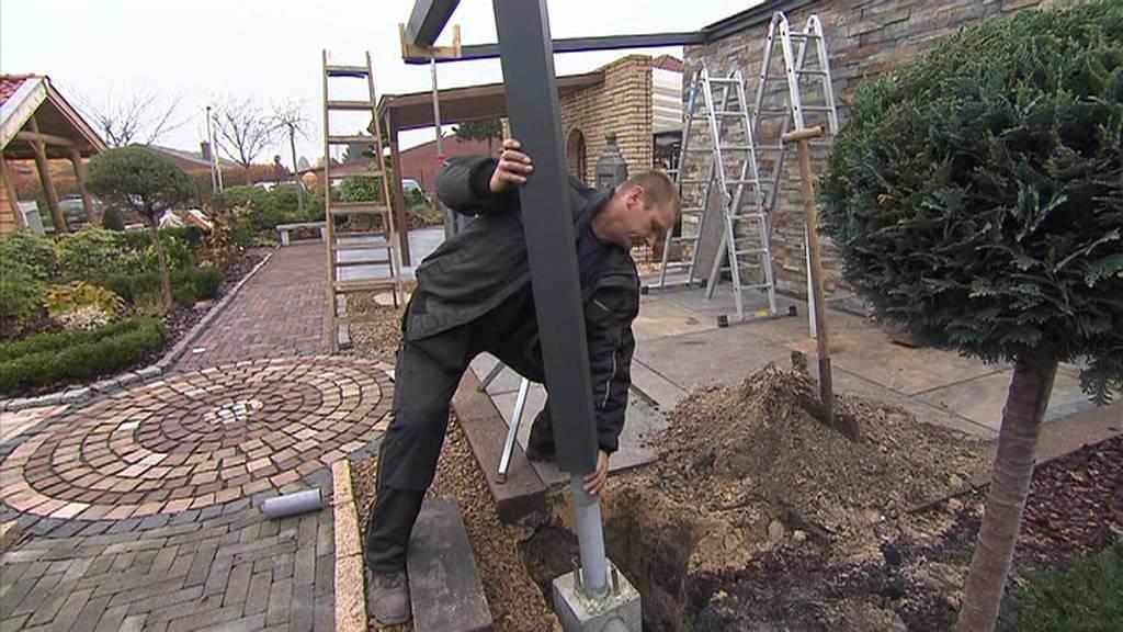 Montagevideo gardendreams terrasoverkapping youtube for Zelfbouw veranda