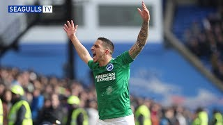 CRYSTAL PALACE 1 BRIGHTON & HOVE ALBION 2