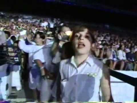 1996 Atlanta Closing Ceremonies  Power Of The Dream  YouTubeflv