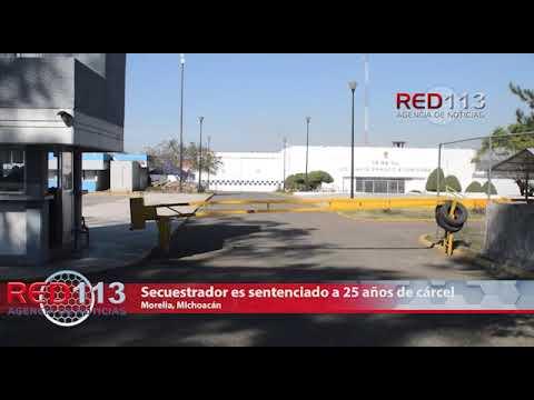 VIDEO Secuestrador es sentenciado a 25 años de cárcel
