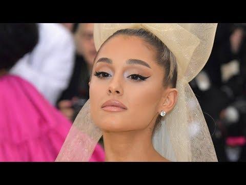Ariana Grande's WEDDING DAY Details REVEALED!