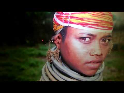 Orissa Indian Tribes,different,fascinating
