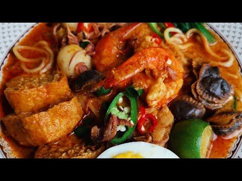 Mee Kari Sedap | Penerangan Lengkap