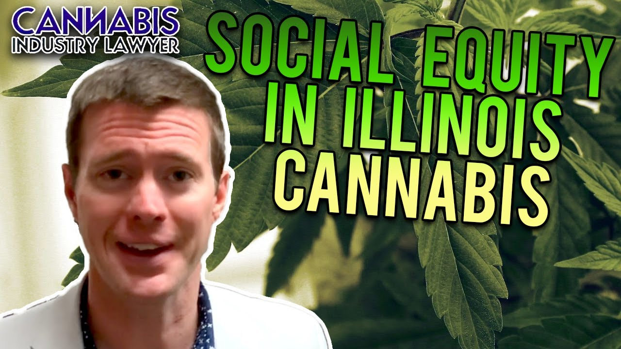 Social Equity Applicants in Illinois Cannabis Legalization - Do you
