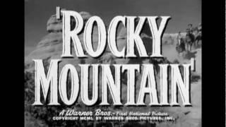 1950 - Rocky mountain - La Révolte des Dieux Rouges