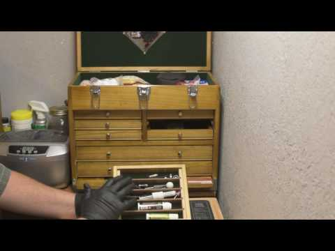 Gunsmith/Knife/Goodies Tool Chest From Harbor Freight