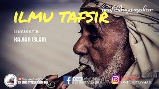 Download Ilmu tafsir KH Buya Syakur Yasin ma