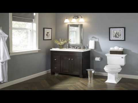 Small Bathroom Sinks Lowes
