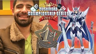 Cardfight!! Vanguard Worlds 2017: 1st Place Interview / Deck Profile! - Jesus Daniel Herrera Moya