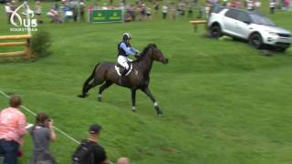 Erin Sylvester & Mettraise 2017 Rolex Kentucky Cross-Country Land Rover Best Ride of the Day