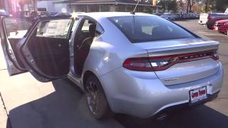 2013 DODGE DART Redding, Eureka, Red Bluff, Northern California, Sacramento, CA 13D202