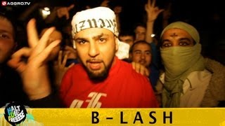 B-LASH HALT DIE FRESSE 04 NR. 218 (OFFICIAL HD VERSION AGGRO TV)