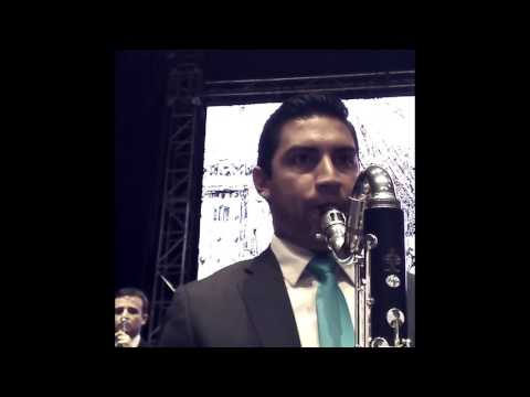 Solo Bass clarinet - Don Quijote R. Strauss - Gonzalo Quintero - Colombia