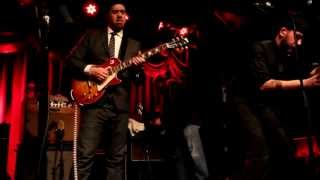 Soulive w/David Hidalgo: Who Knows What Tomorrow May Bring [HD] 2013-03-13 - BOWLIVE IV