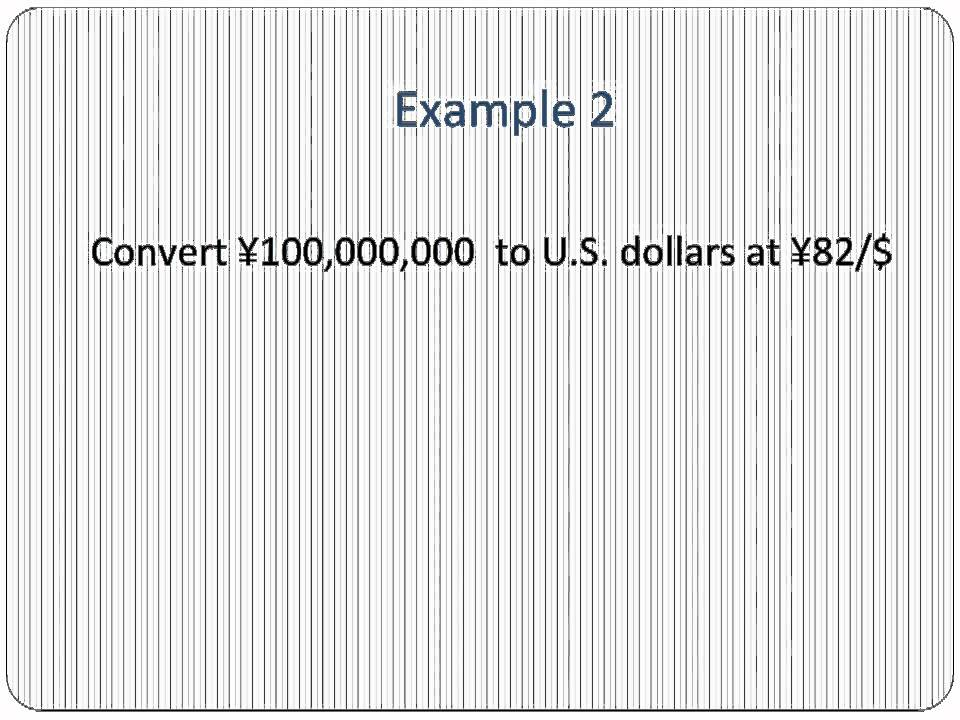 Currency Conversion Simplified Youtube