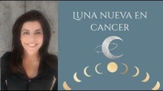 Luna nueva en cancer: DAR A LUZ