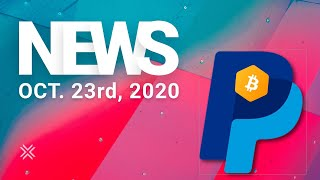 Crypto News: PayPal brings Bitcoin to the masses, USDC and Ethereum 2.0