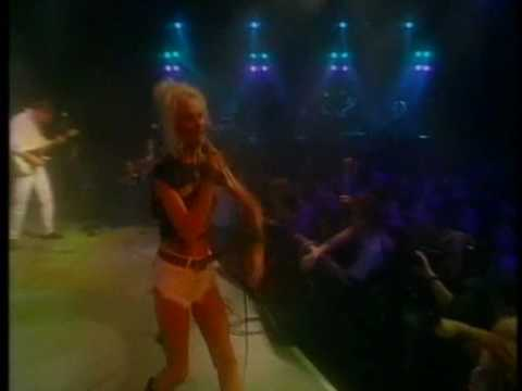 Transvision Vamp - 'I Just Wanna Be With You' live on TV