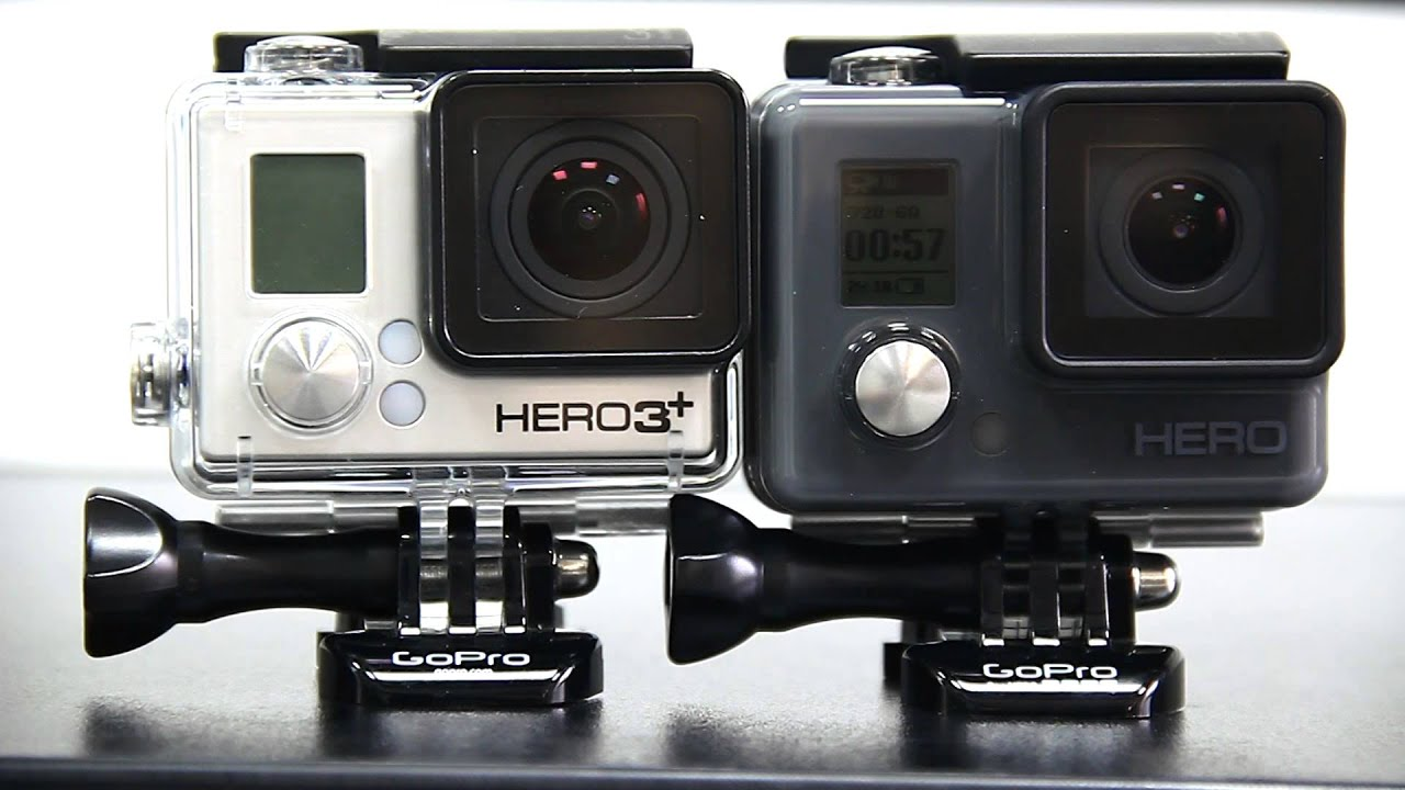 Gopro Hero 5 Vs Hero 4 >> Battery test GoPro HERO 2014 VS GoPro Hero 3+ BE - YouTube