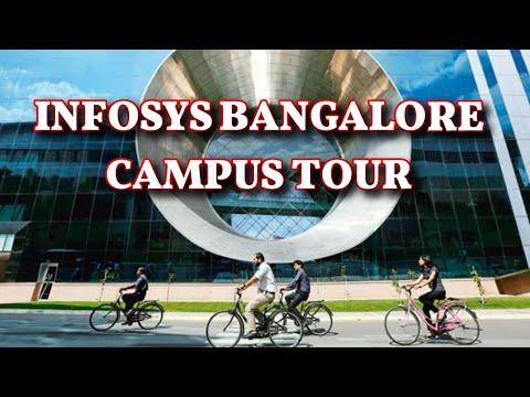 Infosys Bangalore Campus Tour