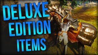 Dragon Age: Inquisition - Weapons and Armor of the Dragon + Inquisition Charger Deluxe Edition Items
