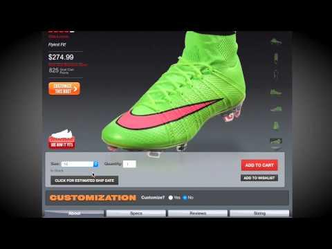402f3adc90d30 Como comprar en internet zapatos de futbol y ropa deportiva - YouTube