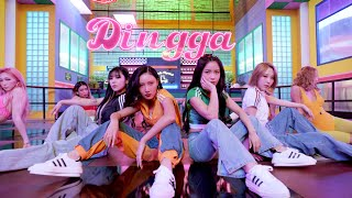 MAMAMOO「Dingga -Japanese ver.-」Music Video