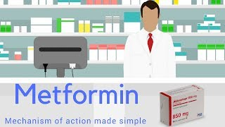 Metformin Mechanism Of Action Made Simple *animated*