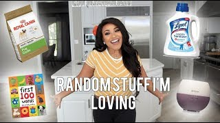 My Favorite Stuff! Lifestyle Edition | Cleaning Supplies, Dog Food, Diffusers + More!!