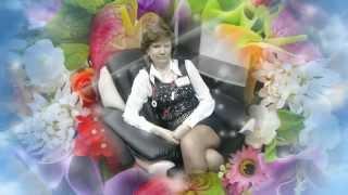 Поздравление слайд-шоу маме с 8 марта