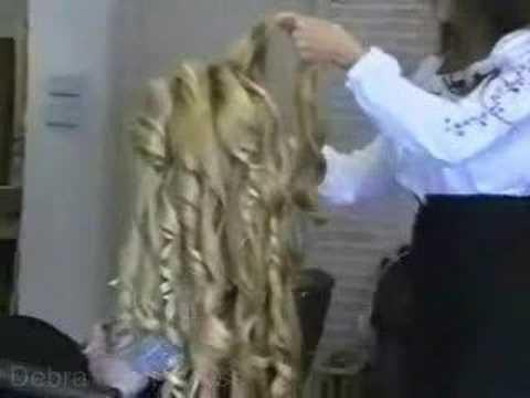 fondren Debra long hair jo