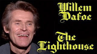 DP/30: Willem Dafoe, The Lighthouse