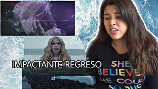 REACCIÓN| HEAD ABOVE WATER AVRIL LAVIGNE (MUSIC VIDEO)| TLALIK