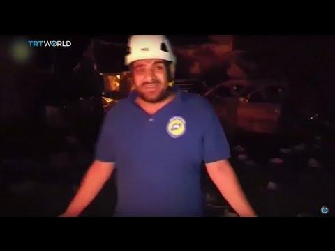 The War In Syria: UN aid convoy hit by air strikes near Aleppo