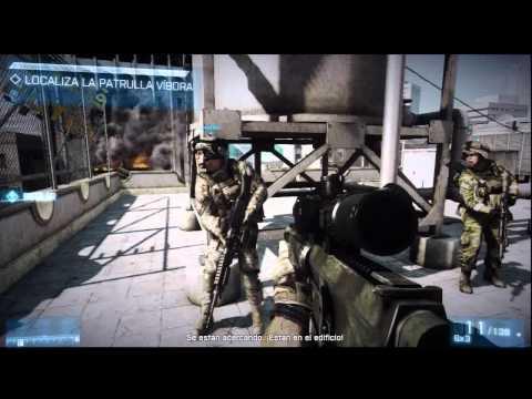Battlefield 3 - Campaña [Misión 1] Operación Swordbreaker