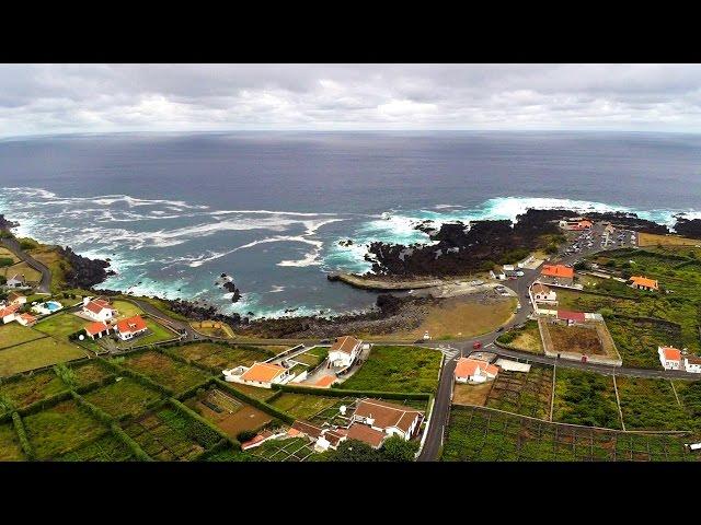 Biscoitos, Azores, Terceira, zona balnear.
