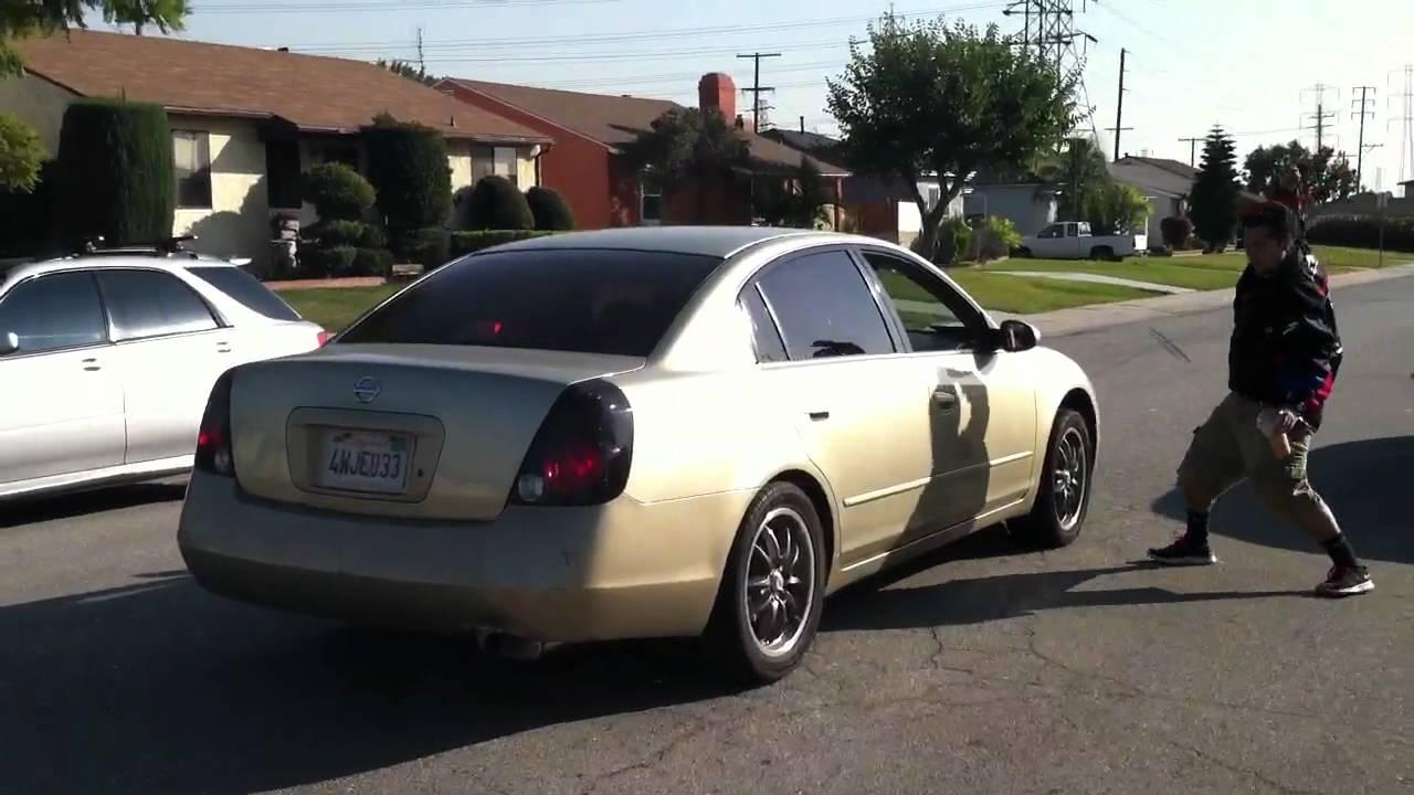 Worlds fastest Nissan Altima - YouTube