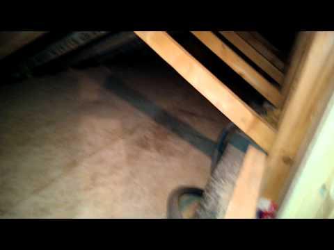 Gable to gable attic in Newbridge with ensuite