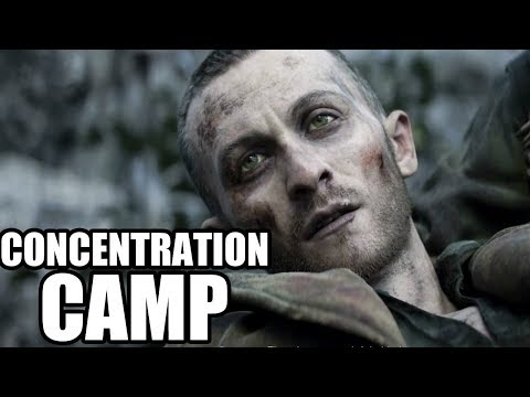 CALL OF DUTY WW2 - Concentration Camp / Finding Zussman