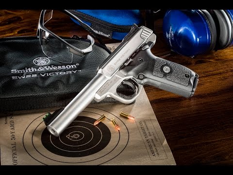 Smith & Wesson SW22 Victory™ Target Pistol