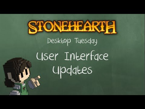 Desktop Tuesday, UI Updates