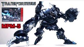 【傑作玩具!】トランスフォーマー マスターピース ムービー シリーズ MPM-5 バリケード ヲタファの変形レビュー / Transformer MPM-5 Barricade