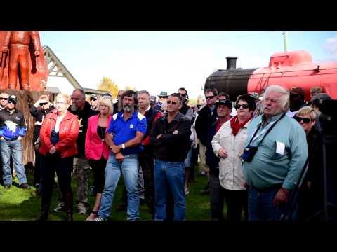 Super trawler rally - Perth, Tasmania