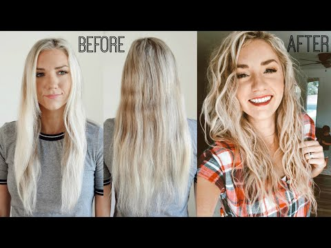 How I Discovered I Had Natural Curl | How To
