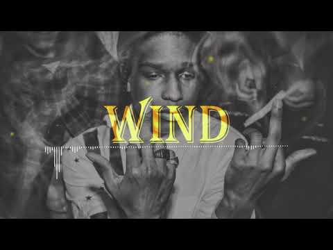 "Smokepurpp x ASAP Rocky x Lil Pump Type Beat / Rap Trap Hip Hop Instrumental - ""Wind"""