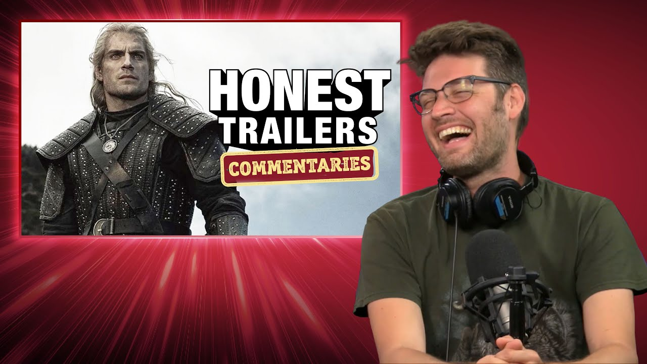 Honest Trailers Commentary | The Witcher thumbnail