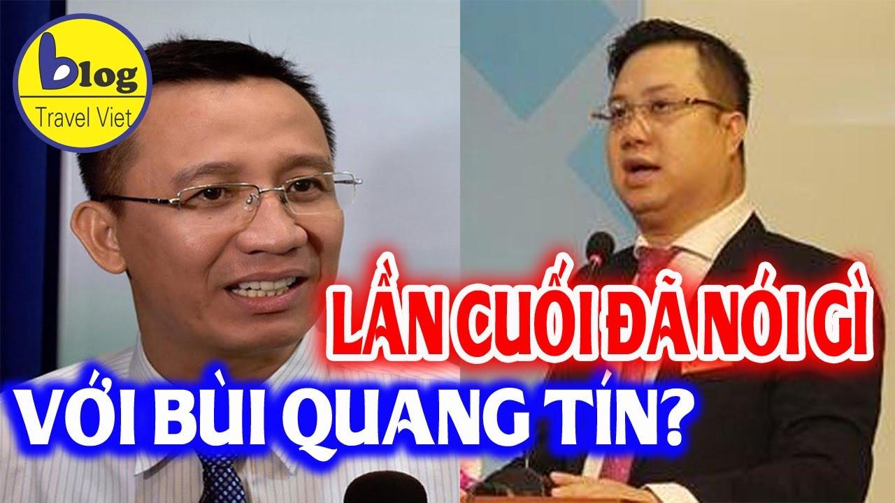 Tiến sĩ Bùi Quang Tín qua đời – người gặp mặt lần cuối khai gì?