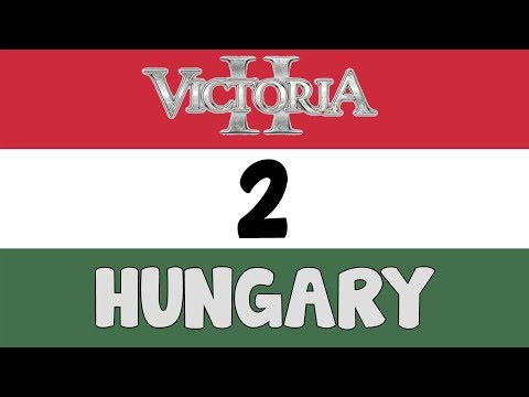 Victoria 2 HFM mod - Hungary 2