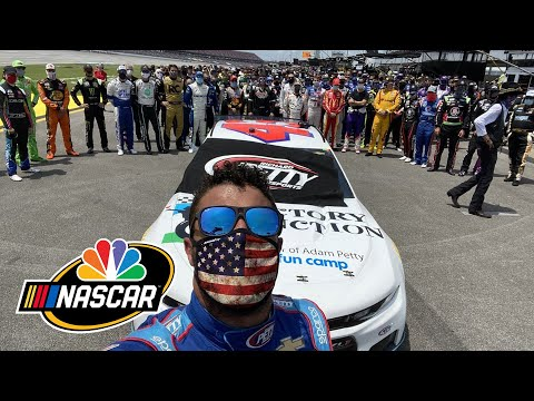 NASCAR Cup Series: Geico 500 at Talladega | EXTENDED HIGHLIGHTS | 06/22/20 | Motorsports on NBC